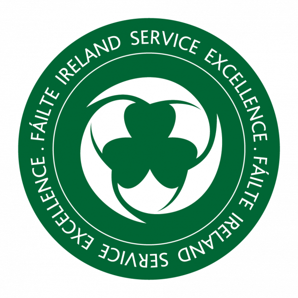 f ilte service excellence badge colour